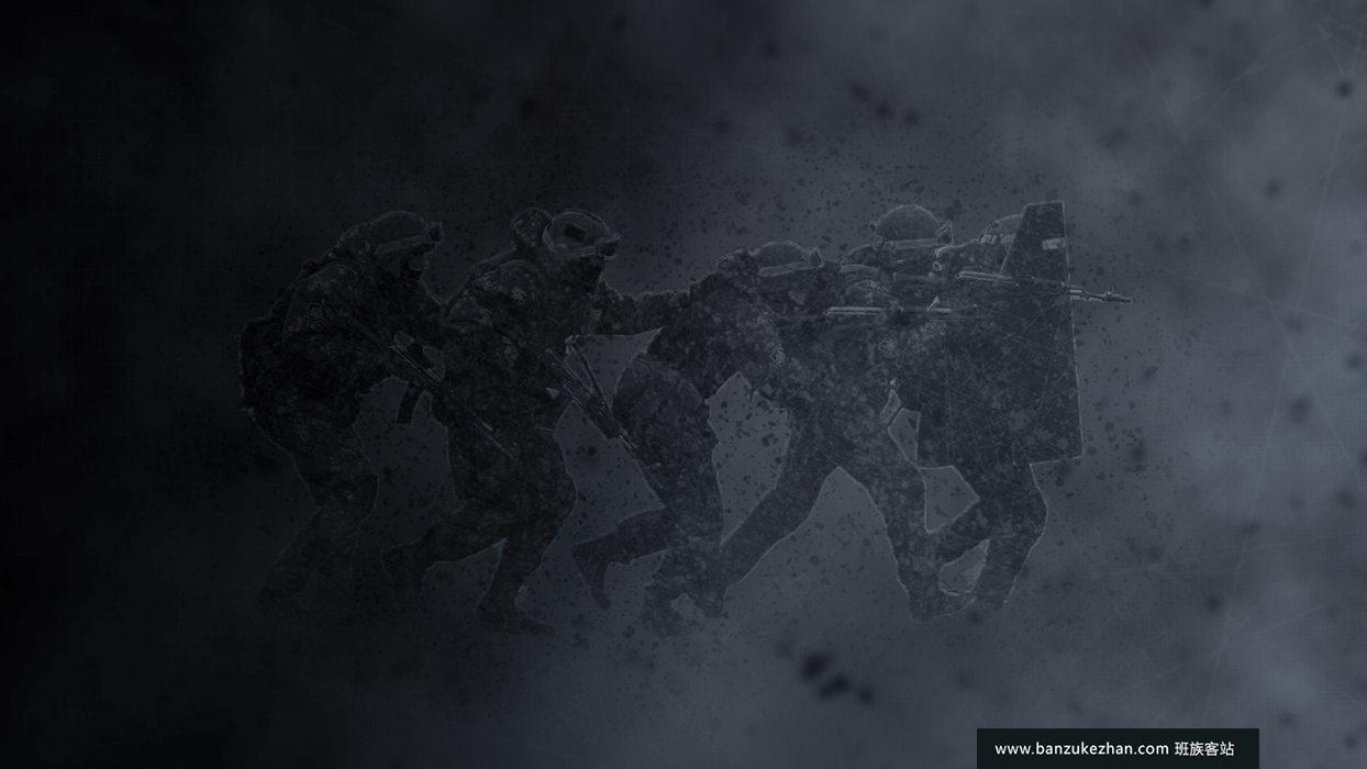 PS动作-超然幽灵战士特效-Warrior – Photoshop Action #38