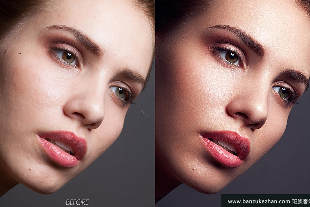 PS插件-超好用专业人物照片精修插件-Retouch Panel for Photoshop+使用教程