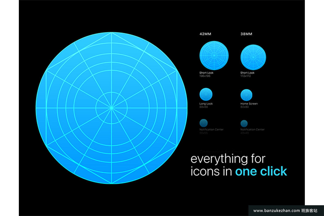 Apple Watch界面设计动作-Apple Watch UI Kit Actions