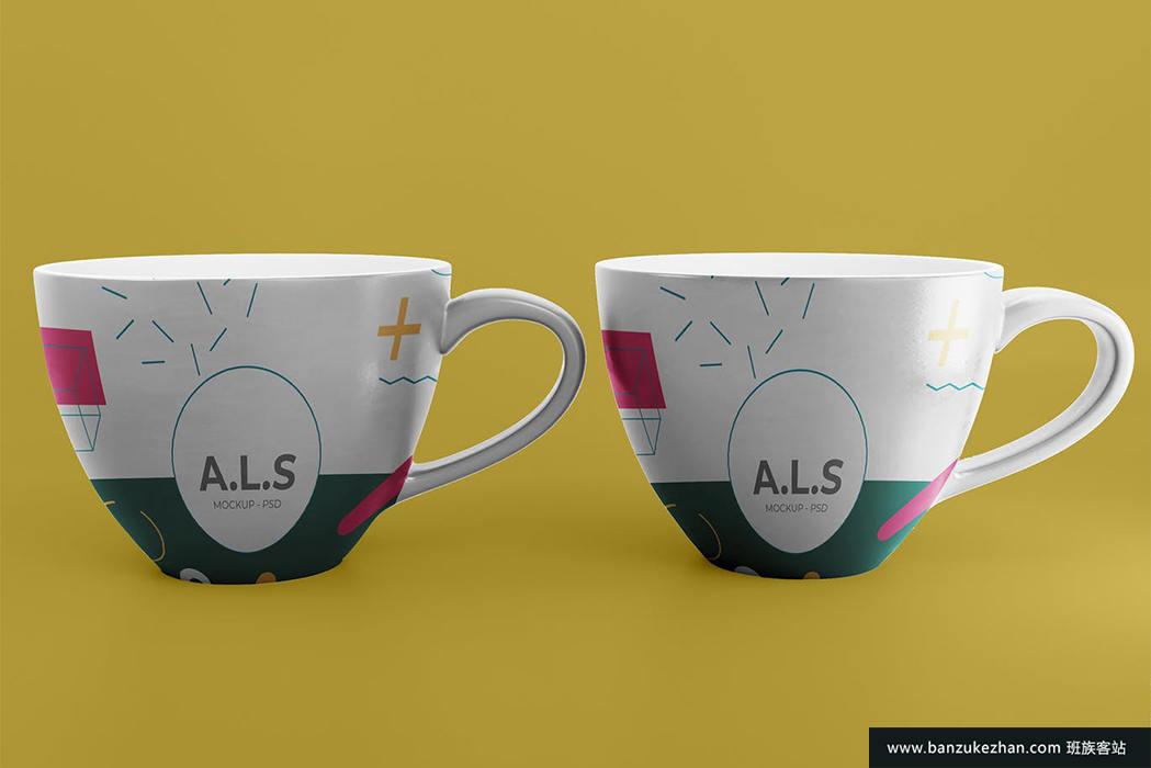 马克杯陶瓷杯子样机-mockup-mug-ceramic