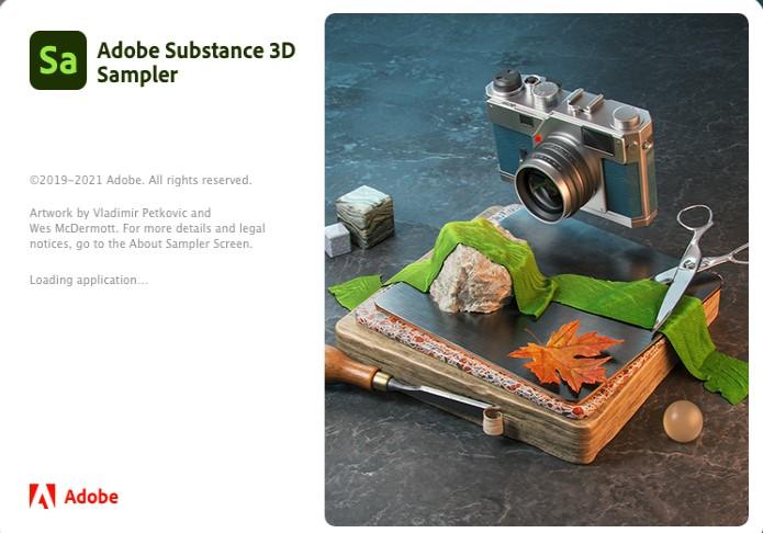 Sa 2021 Win中文破解版全新来袭更强Adobe Substance_3D_Sampler_3.0 SP-班族客站