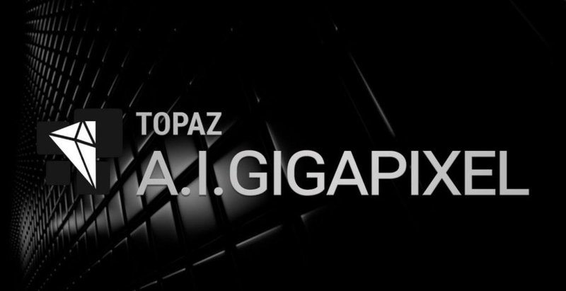 AI人工智能无损放大软件 Topaz Gigapixel AI 5.1.6 Win/Mac 支持PS2021