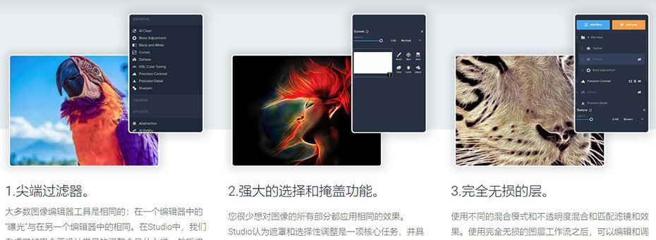 专业图片特效创意处理编辑软件 Topaz Studio 2 V2.3.1中文版 支持Win系统