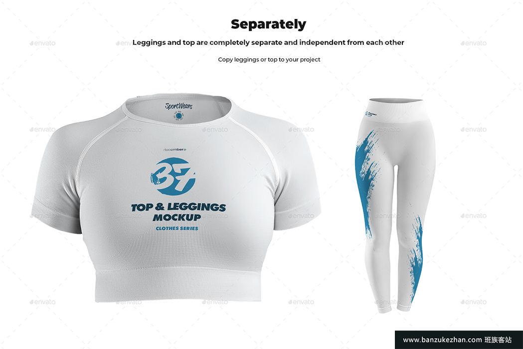 5款3D运动紧身裤和顶部模型-5_3D_Sports_Leggings_and_Top_Mockups